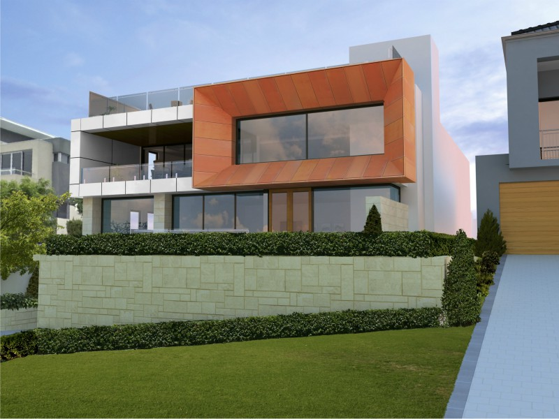 perth architect extensions & renovations design