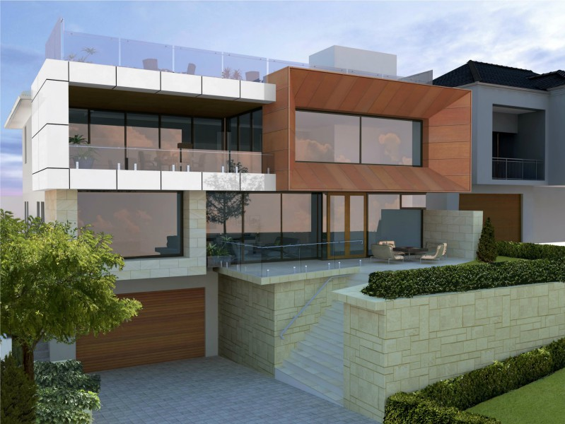 perth architect extensions & renovations